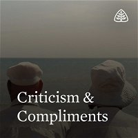 Criticism and Compliments