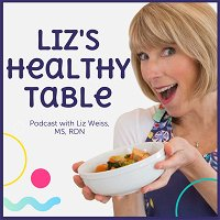 83: DASH Diet for Two with Rosanne Rust, MS, RDN
