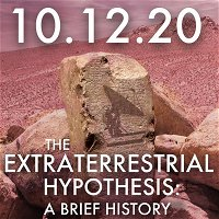 The Extraterrestrial Hypothesis: A Brief History   MHP 10.12.20.