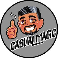 Casual Magic Episode 40 - Bling with Jumbo Commander