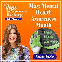 May - Mental health Awareness Month (Solo)