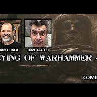 Episode 206 - The Greying of Warhammer 40k