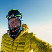 S2E10 - Beat Stage 4 Cancer twice, then climbed Mt. Everest with one lung
