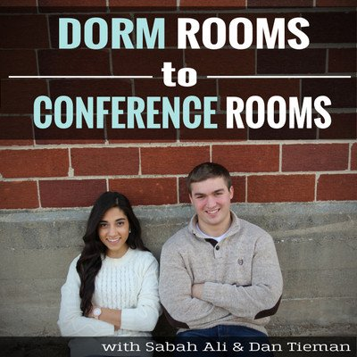 Dorm Rooms To Conference Room's Podcast