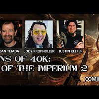 Episode 208 - Champions of 40k: Heroes of The Imperium 2