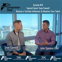 Become a YouTube Influencer - Guest: Sean Cannell