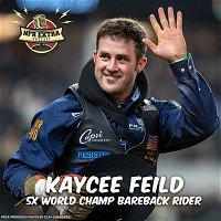 #83 5X World Champ Bareback Rider Kaycee Feild | NFR Extra Podcast
