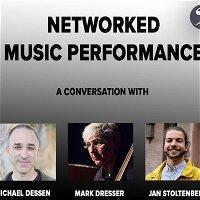 744: Networked Music Performance with Michael Dessen, Mark Dresser, and Jan Stoltenberg