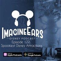 Spookiest Disney Attractions