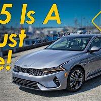 2021 Kia K5 Is A Must Drive For Sedan Lovers!