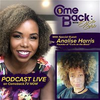Comeback to Curly Hair with Analise Harris