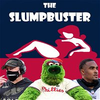 The Slumpbuster Ep 79: Mascot Madness with Hoov & At-Bat with the Next On Deck Pod!
