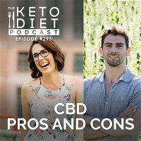 #295 CBD Pros and Cons with Bryan D'Alessandro {Co-founder of Eaton Hemp}