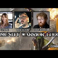 Episode 205 - The Community Warrior Lodge