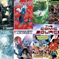 New Comic Book Day October 14, 2020