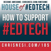 How to Support the Use of #EdTech - HoET185
