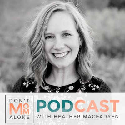 Don't Mom Alone Podcast