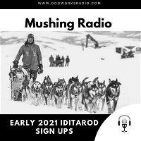 Early 2021 Iditarod Sign Ups