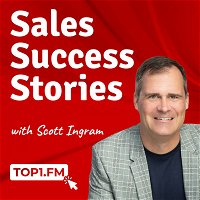 107: From Sales Trainer to #1 Manufacturing Salesperson at Epicor
