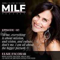 083 - Podcaster Magic with Elsie Escobar