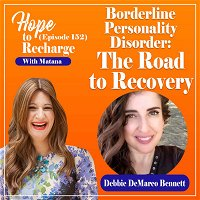 Borderline Personality Disorder: The Road to Recovery (Debbie DeMarco Bennett)
