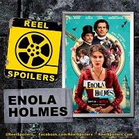 ENOLA HOLMES Starring Millie Bobby Brown, Henry Cavill, Sam Claflin