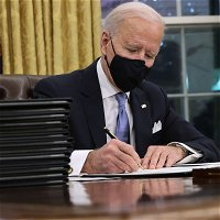 On Day 2, Biden takes aim at COVID