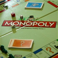 Rigging a game of Monopoly to illustrate economic inequality